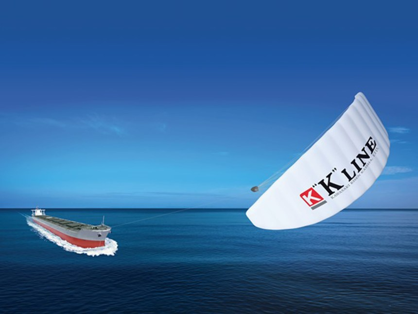 Seawing kite system gets ClassNK approval
