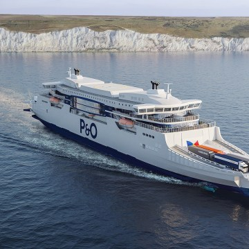 ABB to power new low emission P&O ferries