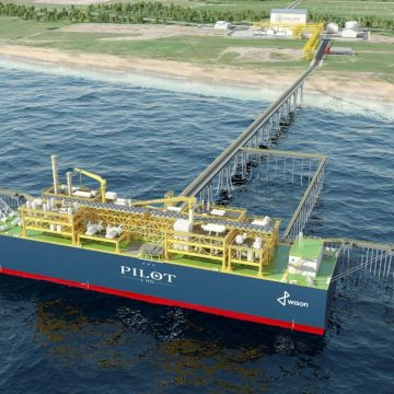 Pilot LNG and GAC sign LNG supply agreement