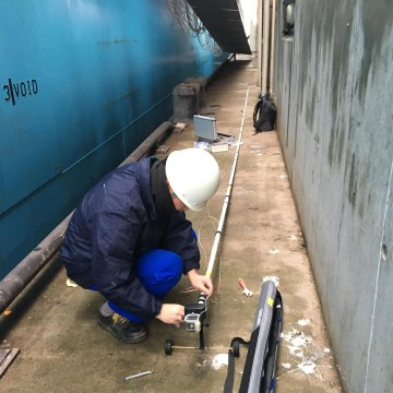 Nippon Paint unveils new tool for diverless hull inspections