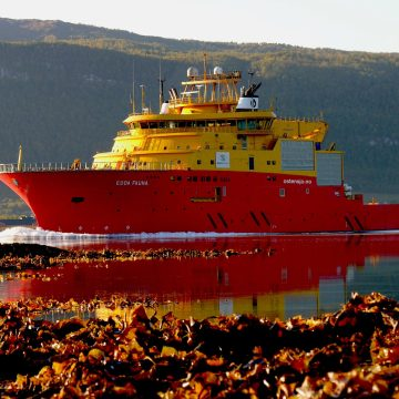 Østensjø Rederi upgrades vessels with Wärtsilä Hybrid solution