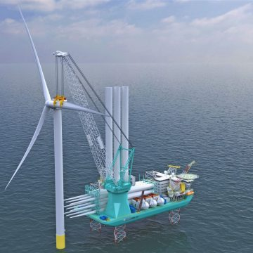 OIM Wind to install KONGBERG Wind Turbine Installation Unit