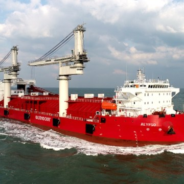Oldendorff bulk carriers first to feature ABB Azipod propulsion