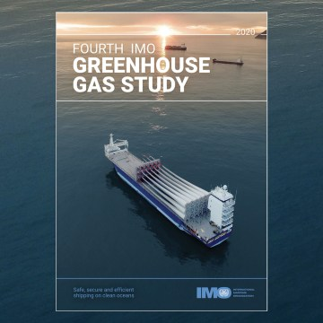 IMO publishes highlights of fourth greenhouse gas emissions study
