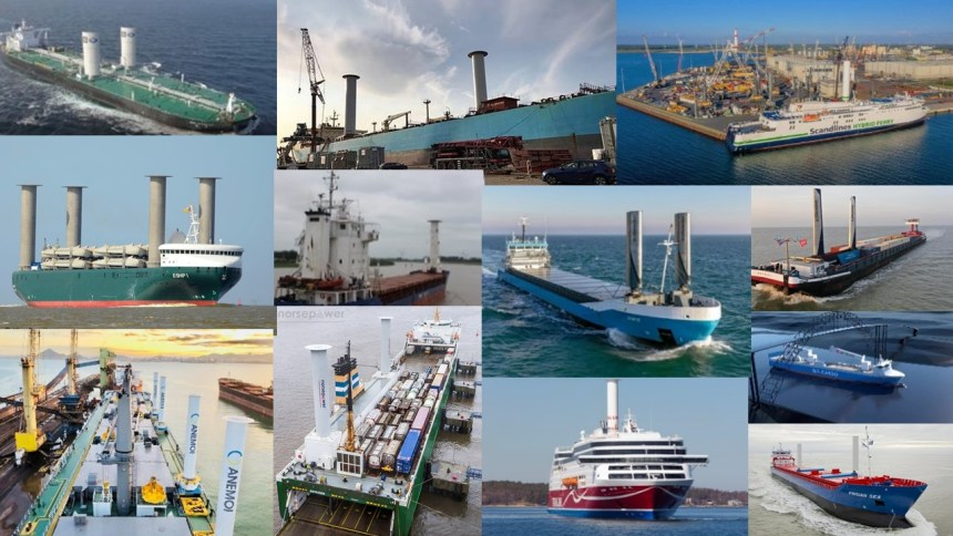IWSA calls on shipping community to turn to wind power for decarbonisation