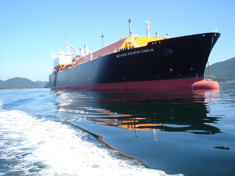 LNG carrier achieves 6.6 per cent fuel savings with Silverstream system