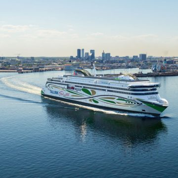 Tallink chooses ABB optimisation software for latest ferry