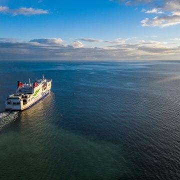 Stena Line uses AI to reduce emissions by 5 per cent