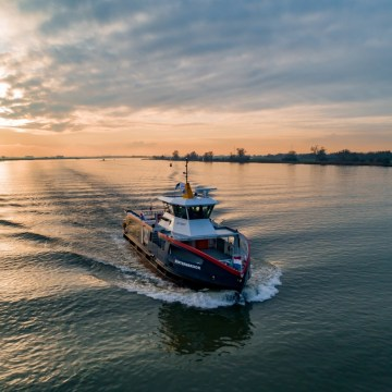 SFK orders zero-emission electric ferry from Holland Shipyards