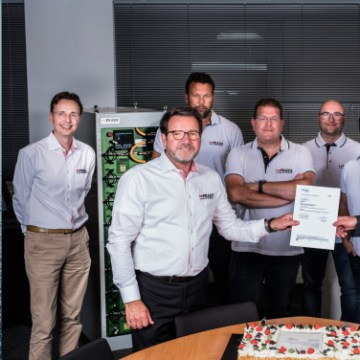 Praxis secures DNV approval for energy storage system