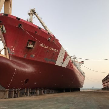 Vroon achieves 22 per cent fuel savings