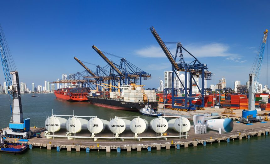 Enhancing lubricants to support shipping's shift to future fuels