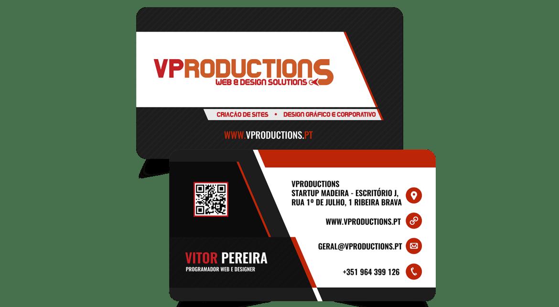 Criação de Sites • Bons Preços e Alta Qualidade • VProductions