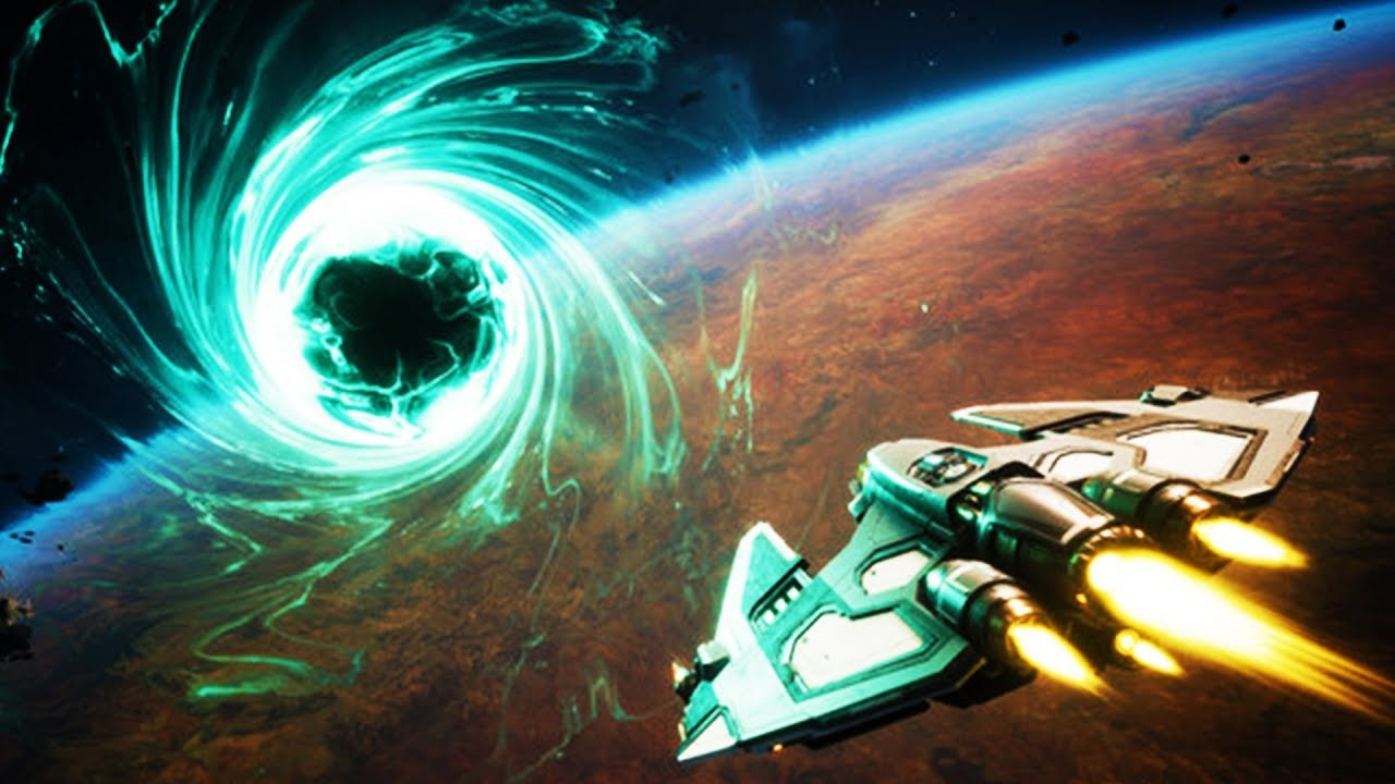 INTO The VIRTUAL REALITY WORMHOLE! – Everspace Encounters
