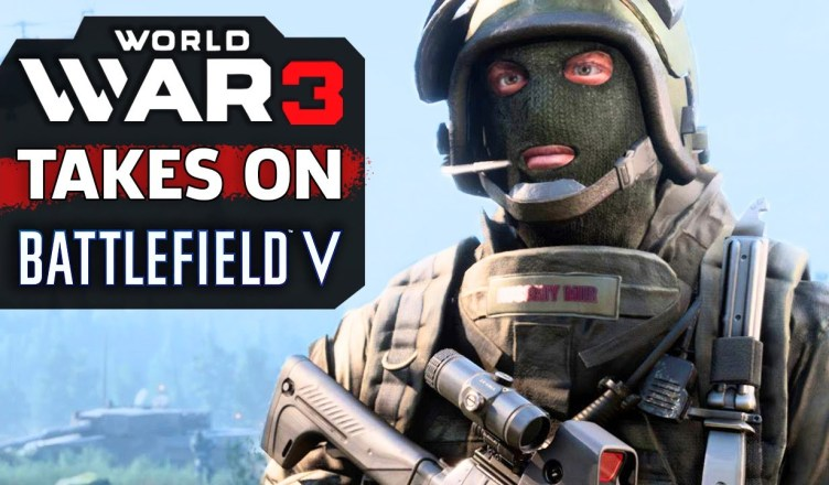 World War 3 Could Be Your Battlefield Game This Year