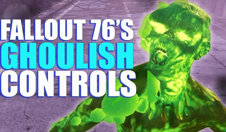 Fallout 76's PC Controls Are A Mess – Steam Punks | | RealLexi VR