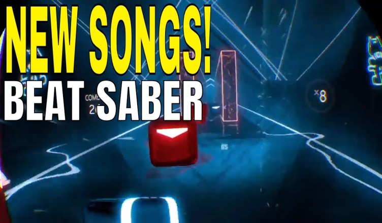 New Beat Saber Songs