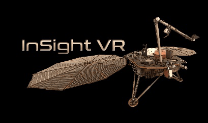 Probe InSight in virtual reality
