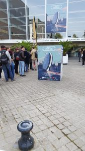 VR2Planets aux Utopiales 2017 de Nantes / VR2Planets at the Exhibition The Utopiales 2017 in Nantes