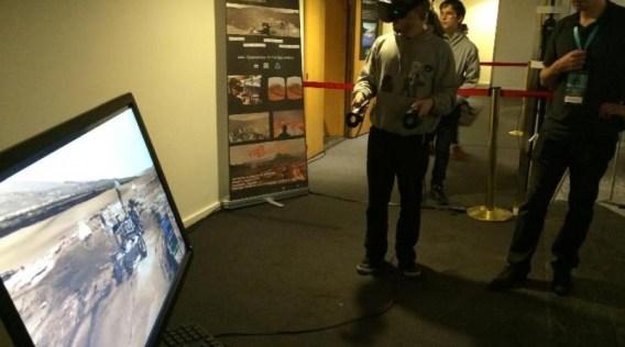 HTC Vive casque réalité virtuelle