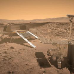 Rover ExoMars realite virtuelle