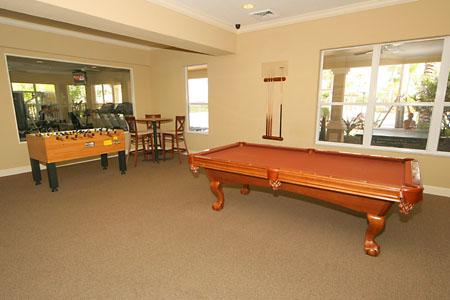 Windsor Hills - Games Room