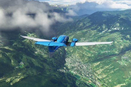 Microsoft Flight Simulator 2020 isn't what you thought…