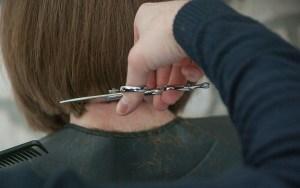Oefenpop voor kapper