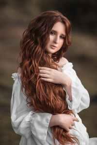 extensions bij kort haar