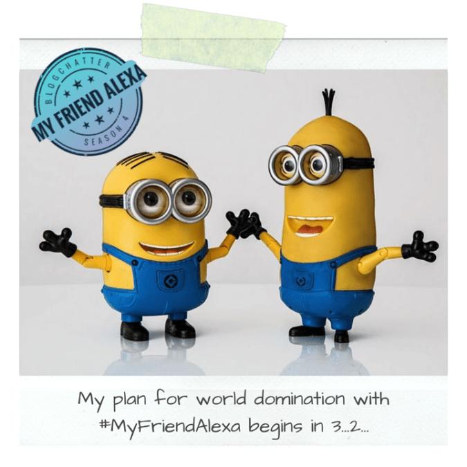 #MyFriendAlexa Season 4
