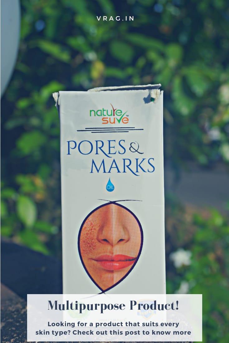 Pores & Marks Oil