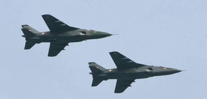 Министарство одбране: Налети авиона на југу Србије