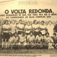 Conheça a história do Futebol de Volta Redonda