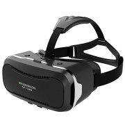 3D-VR-Headset-ELEGIANT-Universal-3D-VR-Box-Brille-Einstellbar-virtuelle-Realitt-Brille-Video-Movie-Game-Brille-Virtual-3D-Reality-Glasses-VR-World-Head-Mounted-fr-3D-Filme-und-Spiele-fr-47-6-Android-I-0