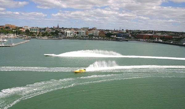 Declaration of boating activity exemption – Geelong Offshore Superboat Championship Event 10-11 April 2021a