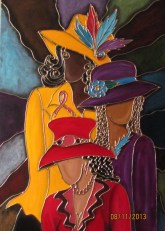 Ladies on a Mission - SOLD