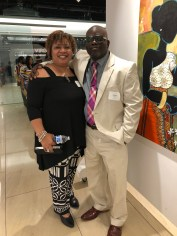 Artists julian Green and me