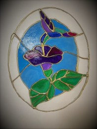 Kristen stained glass
