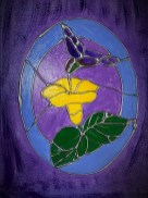 rhonda stained glass