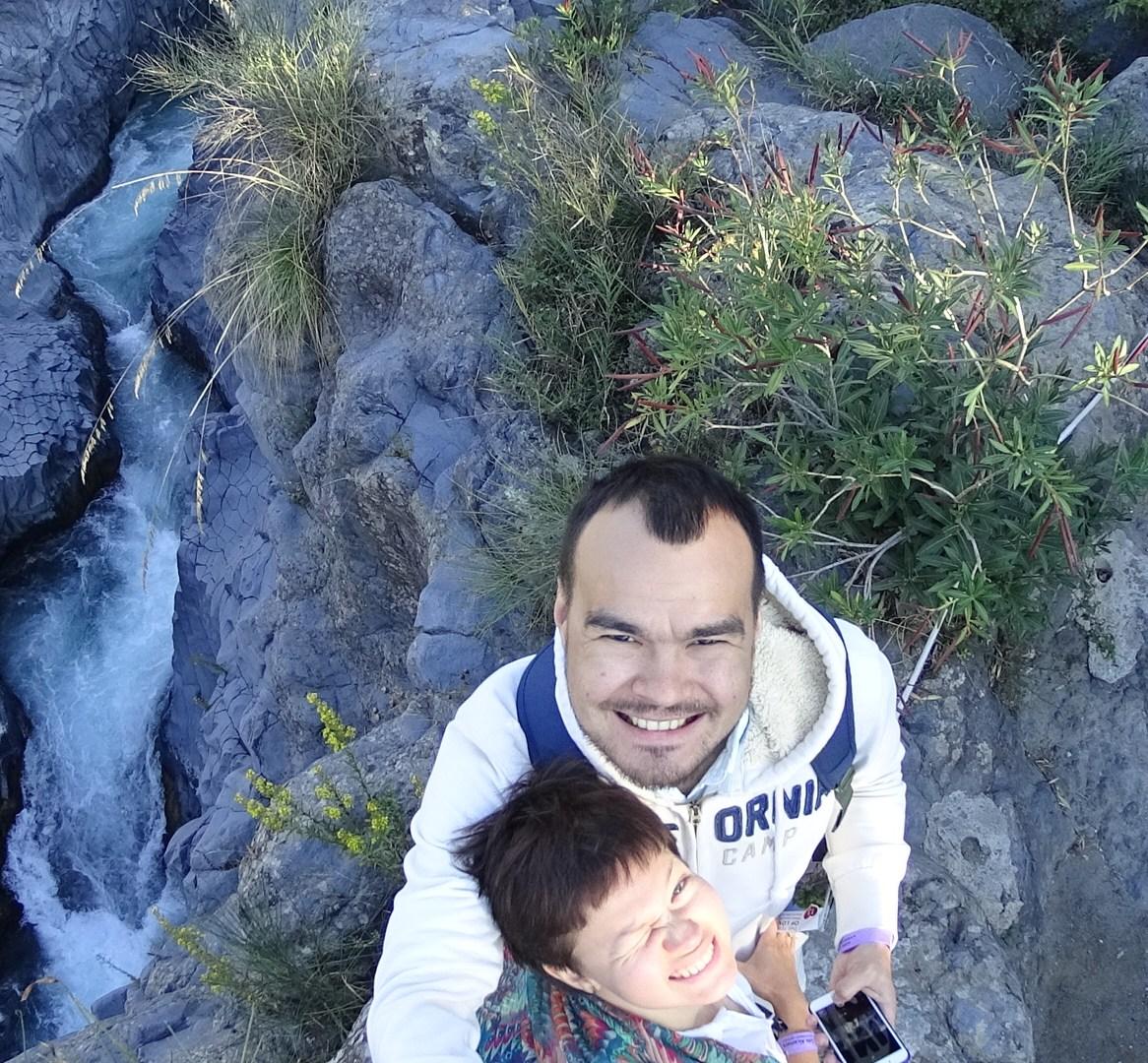 Биологический и геологический парк Gole Dell'Alcantara