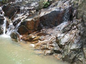 Неизвестный водопад