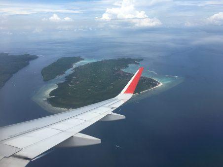 Остров Нуса Пенида, расположенный с юго-восточной стороны Бали