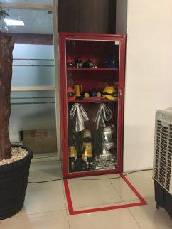 Противопожарный шкафчик
