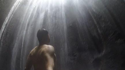 Водопад Tukad Cepung