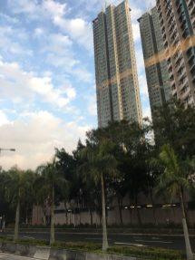 Узенькие небоскребы