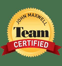 John Maxwell Team Certified
