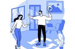 VR-kinnisvara