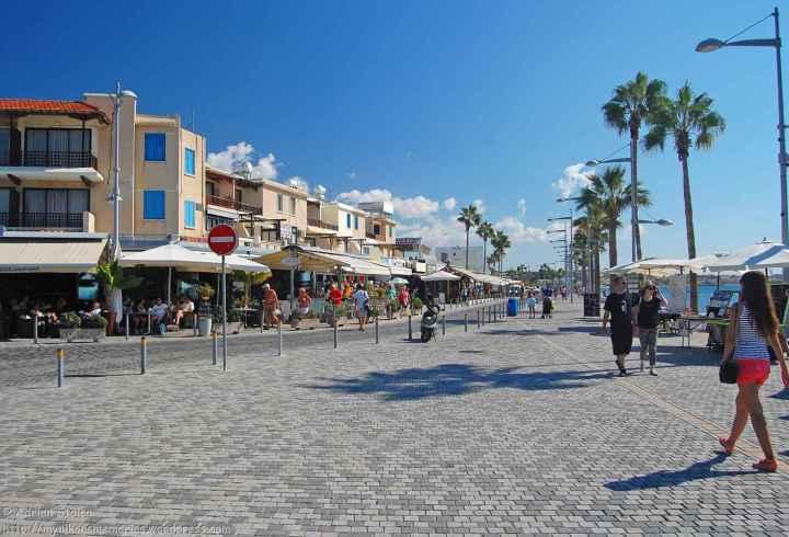 Paphos Seafront - Faleza