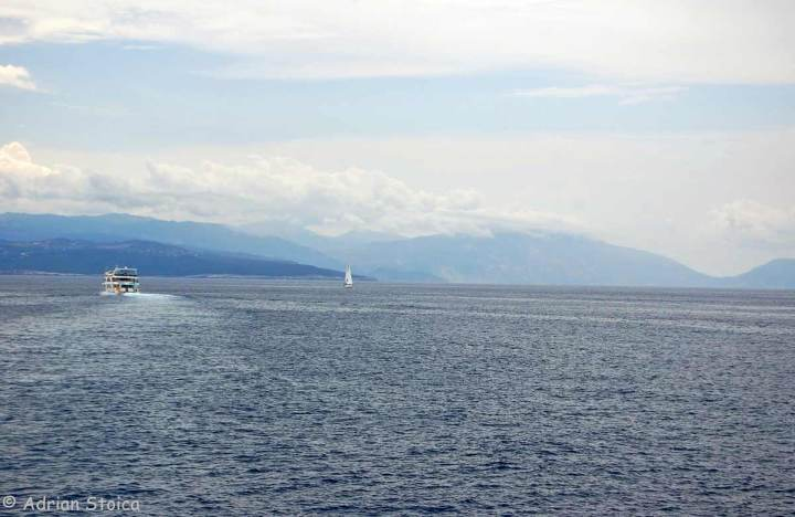 Toward Kefalonia