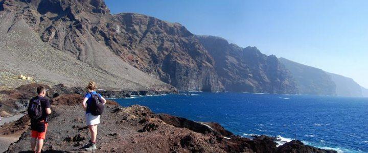 Tenerife – din Mesa del Mar la Punta de Teno